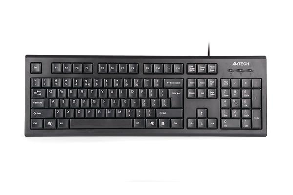 Image result for A4Tech Slim Keyboard (KR-85)
